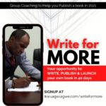 Write for More